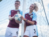 Burnley FC kits
