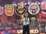 Medals galore for Maisie