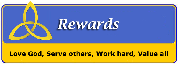 Rewards Notice Header